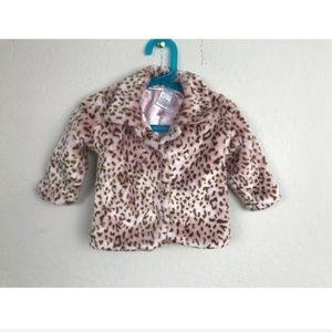Other - B.T Kids Winter Jacket Outwear Faux Fur Sz 18M